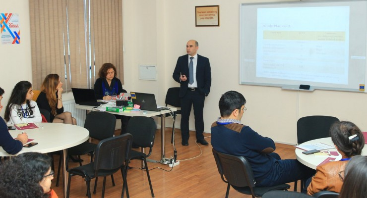 Trainings Delivered by University of Alicante at Khazar University